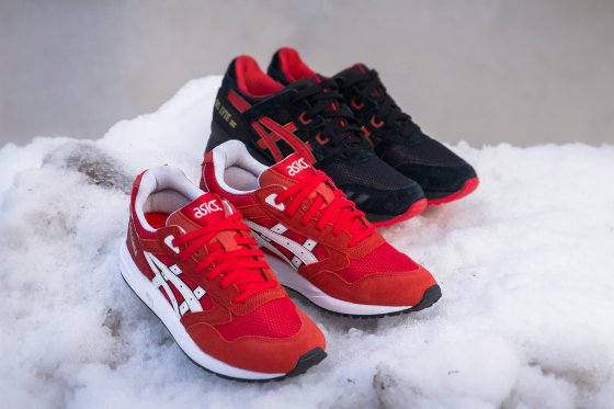 finest selection 36621 e416e Asics Gel Lyte 'Lovers & Haters' Pack | Now Available | SneakerFiles