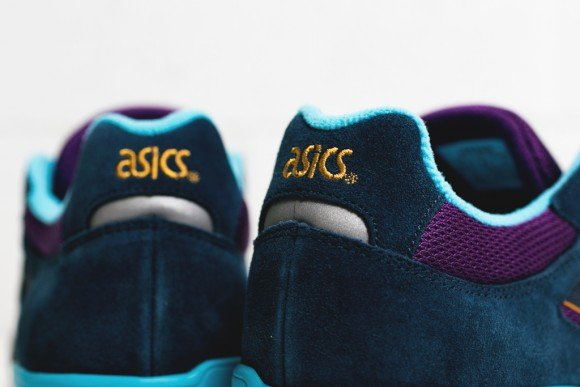 ASICS GT-II Navy Purple