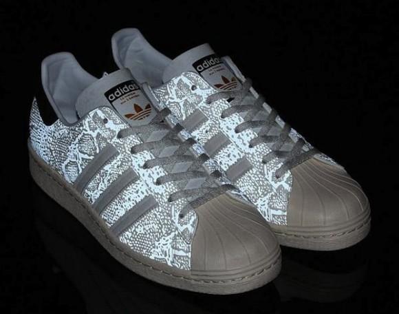 atmos x adidas Superstar 80s G-SNK 7