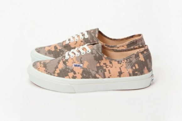 Beauty and Youth x Vans Digi Camo Pack