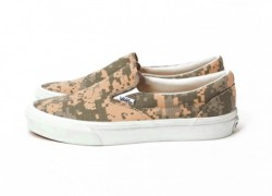 "Beauty and Youth x Vans ""Digi Camo"" Pack"