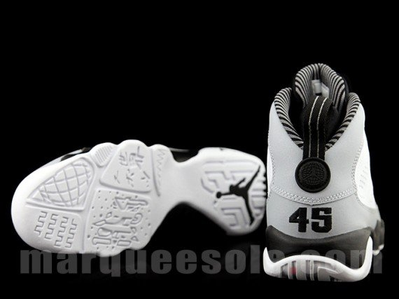 Air Jordan 9 Birmingham Barons Yet Another Look