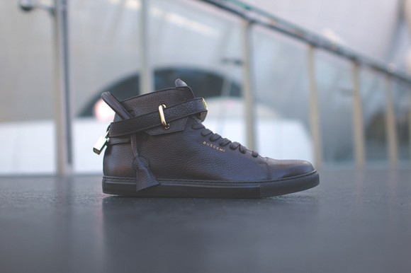 Buscemi Spring 2014 100mm Footwear Collection