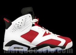 "Air Jordan 6 ""Carmine"" Retro – Epic Look"