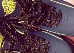 """Celebrity Sneaker Watch: Chris Paul in Air Jordan 2 """"Night Shade"""""""