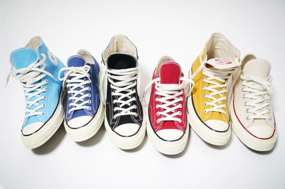 Converse Spring 2014 Chuck Taylor All Star 1970s Collection