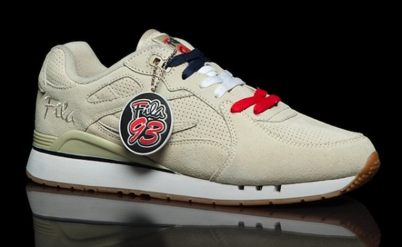 FILA Overpass Red Pack