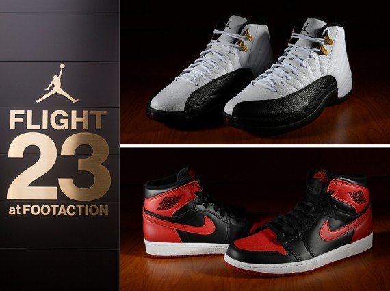 Footaction's Flight 23 Has A Special Air Jordan Restock Set for All-Star Weekend