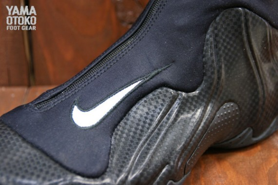 good Nike Air Flightposite 2014 Carbon Fiber Detailed Look ... 219cf9115