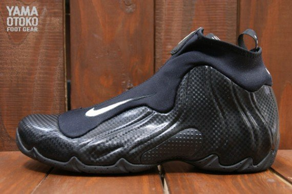 Nike Air Flightposite 2014 Carbon Fiber Detailed Look