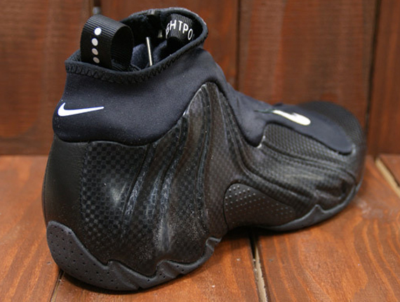 new concept 8eefe 3f3d1 Nike Air Flightposite 2014 Carbon Fiber Detailed Look 30%OFF