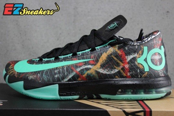 Nike KD 6 Illusion Yet Another Look