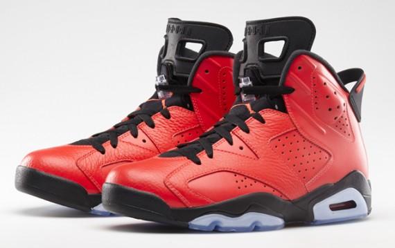 Air Jordan 6 Infrared 23 Nikestore Release Info