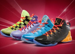 Jordan Brand 'Crescent City' Collection | Foot Locker Release Details