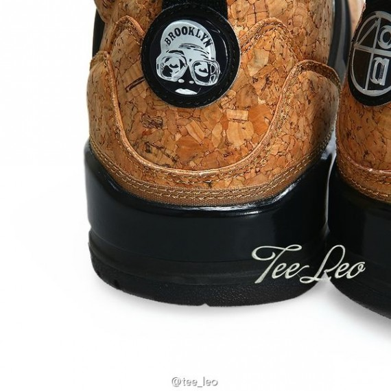 Jordan Spiz'ike Cork Sample