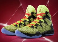 Air Jordan XX8 SE 'Volt Ice/Metallic Gold-Black-Infrared 23′ | Official Images