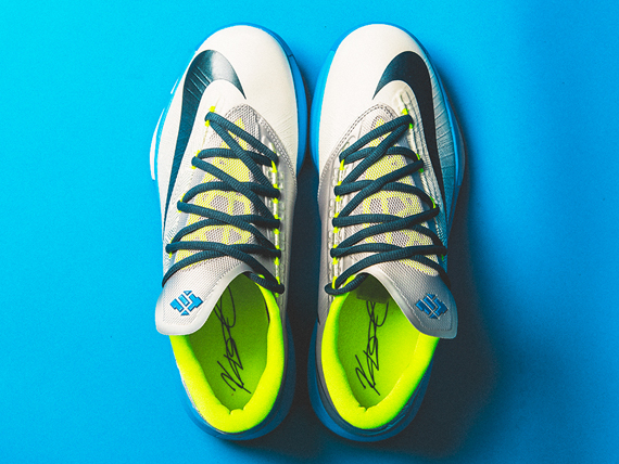 Nike KD 6 Home Release Reminder