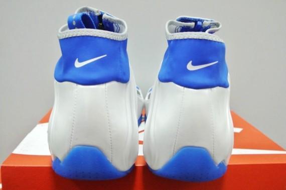 Nike Air Flightposite One Knicks Detailed Look