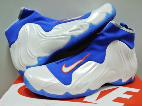 cheap Nike Air Flightposite One Knicks Detailed Look - s132716079 ... 2e206b08f