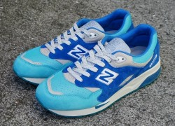 "Nice Kicks x New Balance 1600 ""Grand Anse"" -Detailed Pictures"