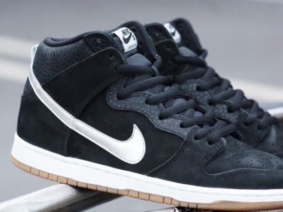 Nigel Sylvester x Nike SB Dunk High S.O.M.P -Closer Look