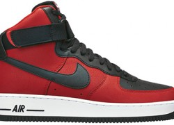 Nike Air Force 1 High 'University Red/Black' | Release Date + Info