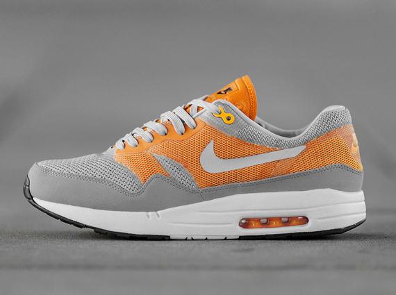 Nike Air Max 1 C2.0 Wolf Grey/Pure Platinum-Kumquat-Atomic Mango