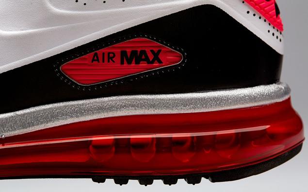 Hacia abajo Extensamente Recordar  Nike Air Max 90 2014 'White/White-Infrared-Black' | Official Images |  SneakerFiles
