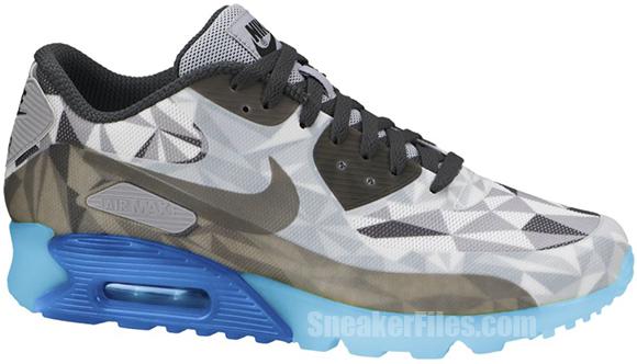 Nike Air Max 90 Ice Wolf Grey