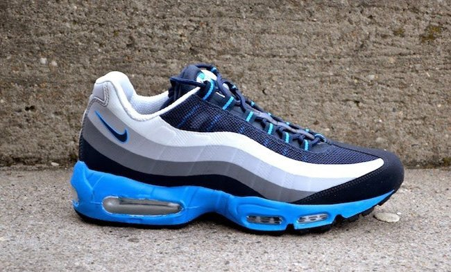 quality design 4c897 d0aef Nike Air Max 95 No Sew   Spring 2014 Collection