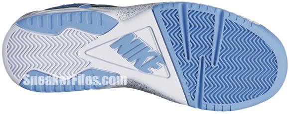 Nike Air Tech Challenge Huarache Cool Grey University Blue Release Info