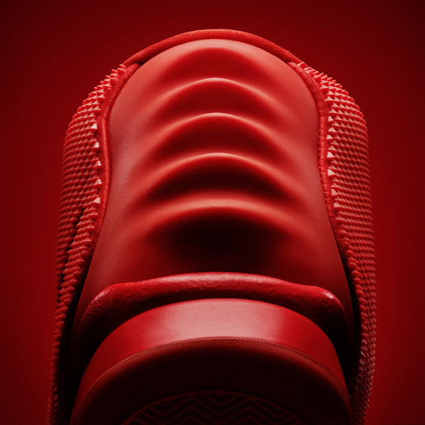 Nike Air Yeezy 2 Red October Surprise Release