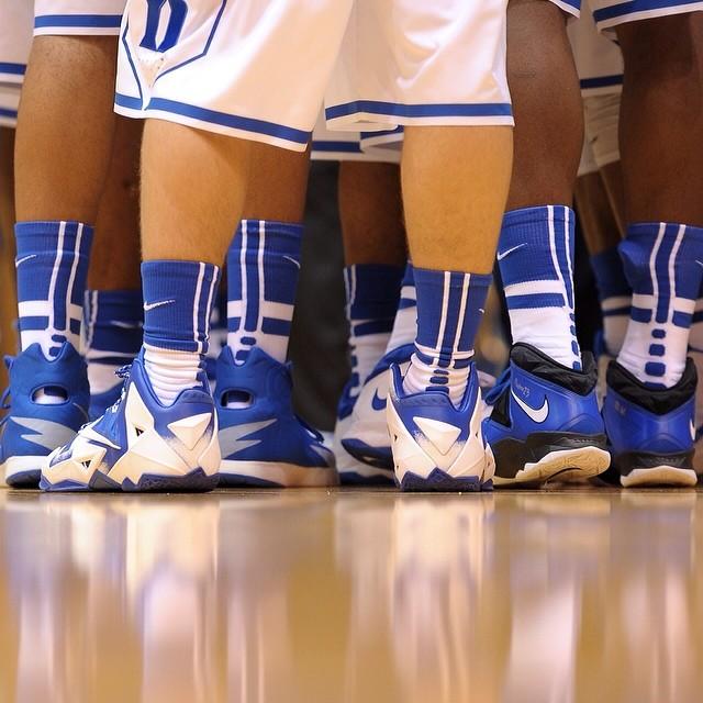 Nike Basketball Duke Blue Devils PE Collection
