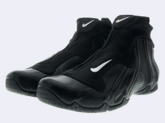 Nike Air Flightposite 2014 Carbon Fiber Release Reminder