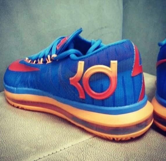 Nike KD 6 Elite Detailed Look