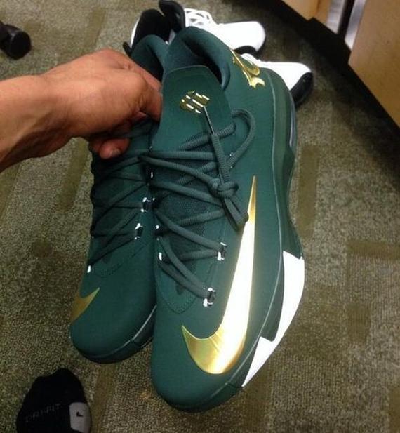 Nike KD 6 Michigan State PE