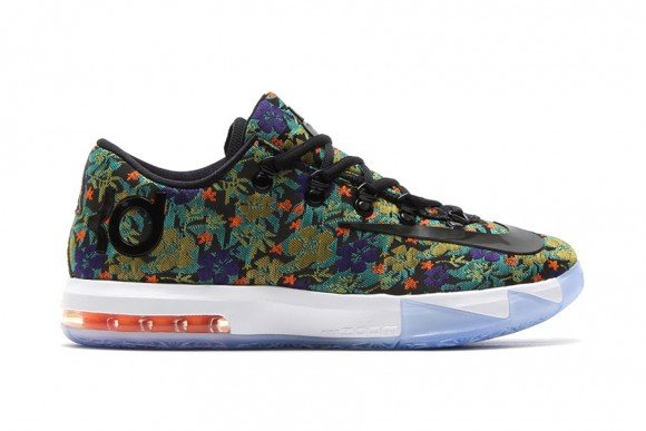 Nike KD VI (6) EXT QS Floral First Look