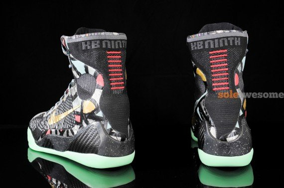 buy online 0412c 4e3df Nike Kobe 9 Elite All-Star Maestro Detailed Look