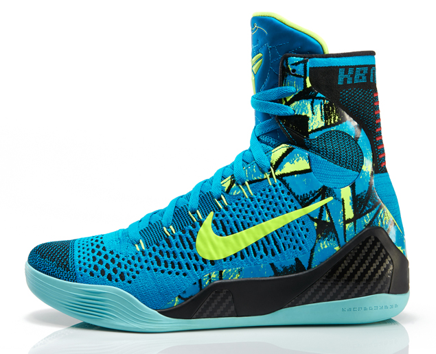 Nike Kobe 9 Elite Perspective Official Images