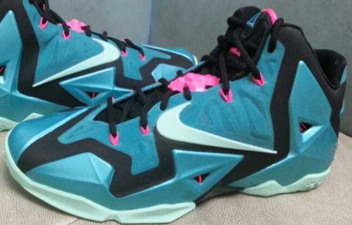 Nike LeBron 11 South Beach First Look