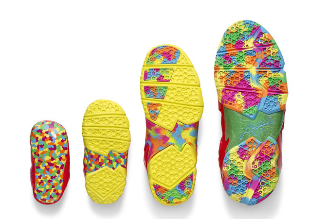 finest selection 57390 41efe nike-lebron-xi-11-gs-fruity-pebbles-official-
