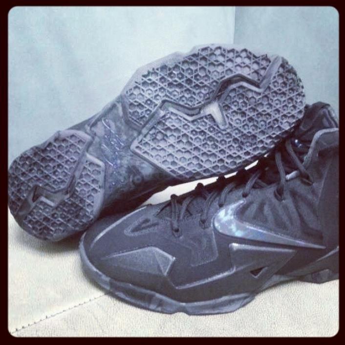Nike Lebron Xi 11 Stealth First Look Gov