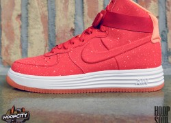Nike Lunar Force 1 Lux VT 'University Red/University Red'