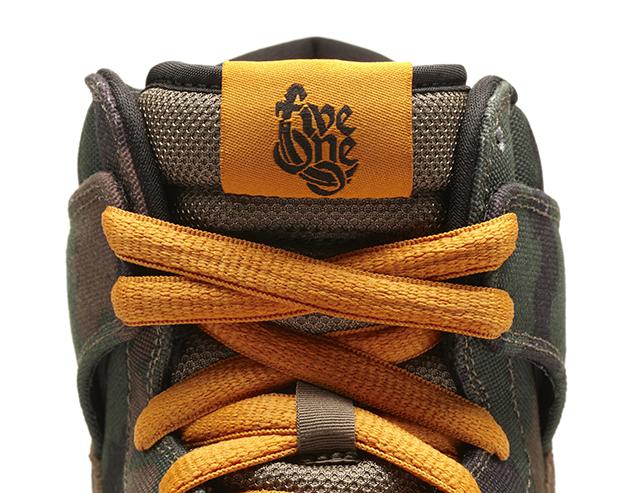 Nike SB Dunk High PRM 510 Release Date Info