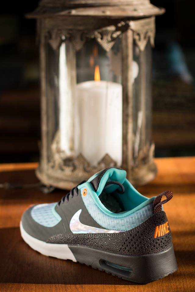 shopping sells buy Nike WMNS Air Max Thea 'White/Metallic Silver-Dark Grey ...
