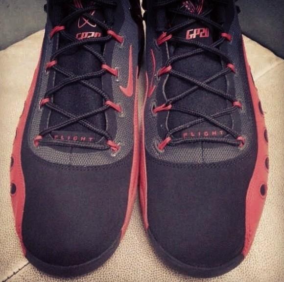 Nike Zoom Sonic Flight Black Red