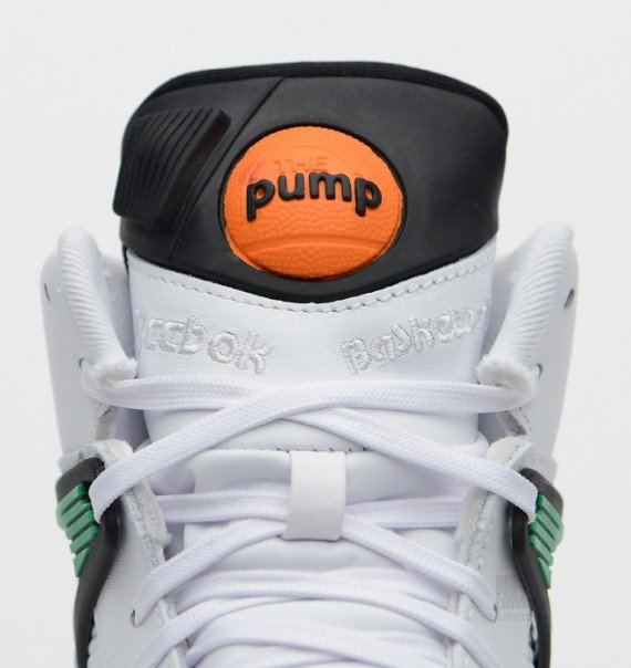 Reebok Pump Omni Zone Celtics