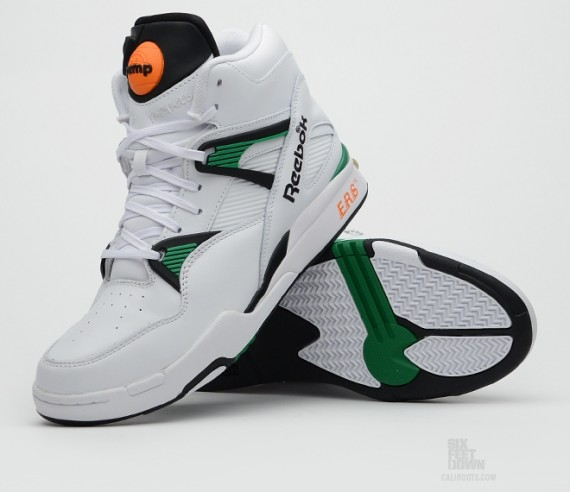 How to Use a Reebok Pump
