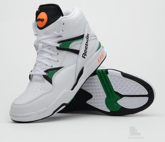 "4e3d14c7ba89 Reebok Pump Omni Zone ""Celtics"""