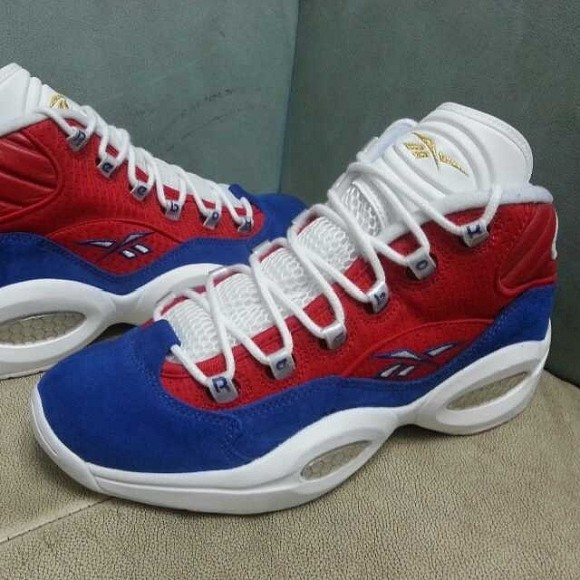 Reebok Question Allen Iverson